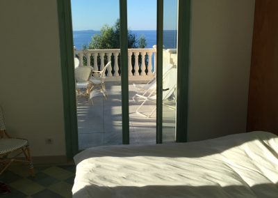 Chambre Grande maison prestige à louer vacances  Côte d'Azur mer