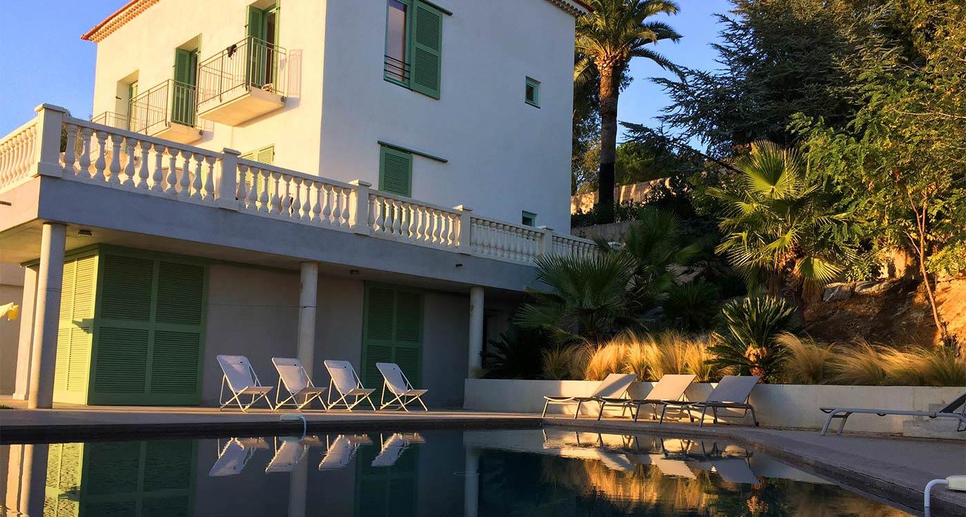 Villa à louer au Rayol avec piscine