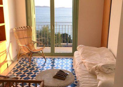 Grande maison luxueuse à louer Rayol-Canadel-sur-Mer Couchage supplémentaire dans le boudoir