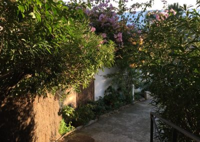 Le chemin de la plage Grande maison luxe à louer Rayol-Canadel-sur-Mer