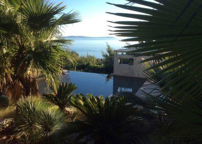 Le jardin tropical Grande villa luxueuse à louer Rayol-Canadel-sur-Mer proche Le Lavandou