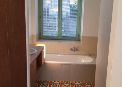 Grande maison luxueuse à louer Salle de bain