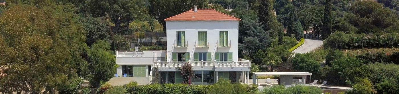 Villa à louer au Rayol