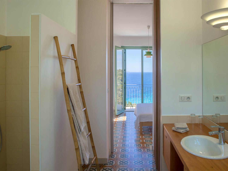 Chambre Salle de bain Grande maison prestige à louer Rayol-Canadel-sur-Mer