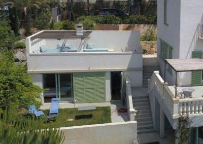 Cabanon indépendant de Villa à louer au Rayol